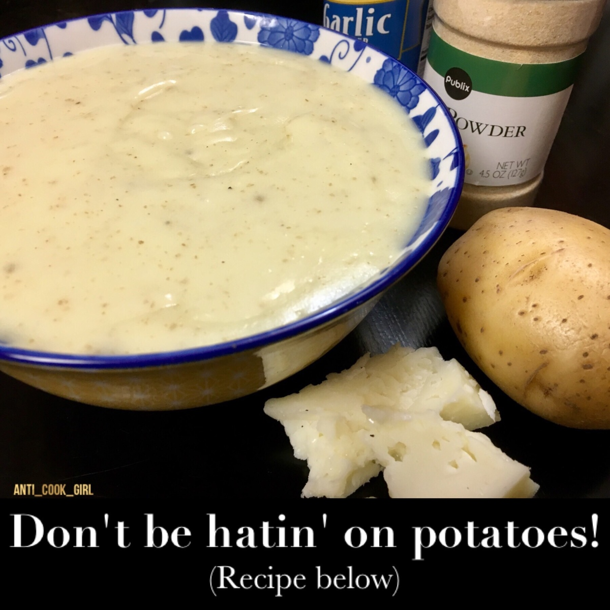 Don't Be Hatin' On Potatoes!